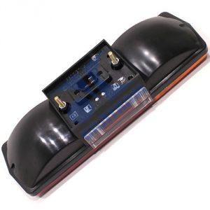 Фонарь задний с подсветкой с катафотом КАМАЗ 9802.3716