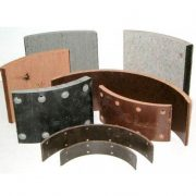 Накладка фрикционная колодки тормоза 53205-3501105-40